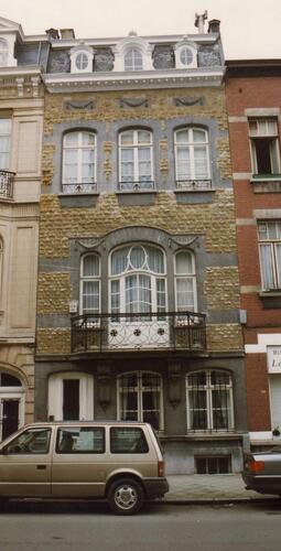 Avenue de l'Armée 43, 1993