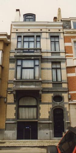 Avenue de l'Armée 89, 1993