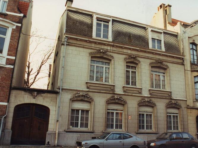Rue des Atrébates 63, 1993