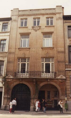 Avenue d'Auderghem 89-91, 1994