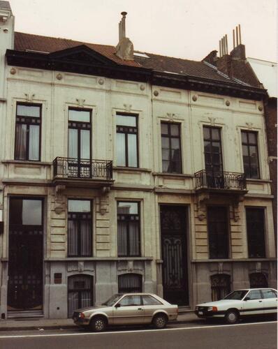 Avenue d'Auderghem 172 et 174, 1994