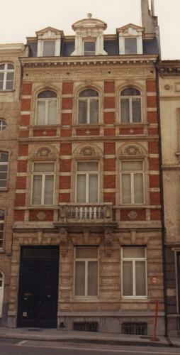 Avenue d'Auderghem 237, 1994