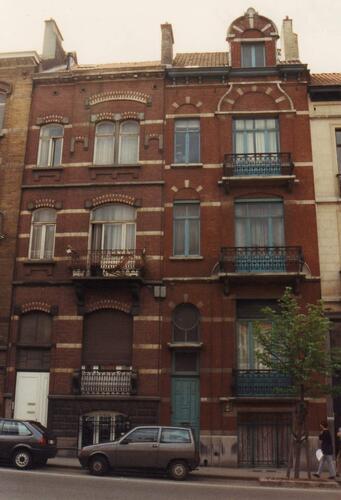 Avenue d'Auderghem 307 (à droite) et 309, 1994