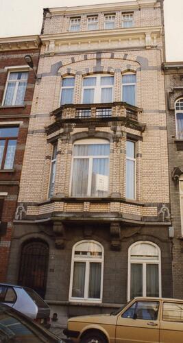 Rue des Bataves 33, 1993