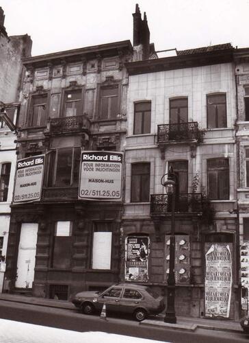 Rue Belliard 149 et 151, 1994