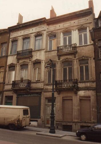 Rue Belliard 163 et 165, 1994