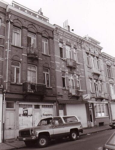 Rue des Boers 5, 7 et 9a, 1993