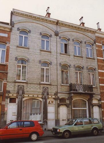 Rue des Boers 73-75 et 77-79, 1993