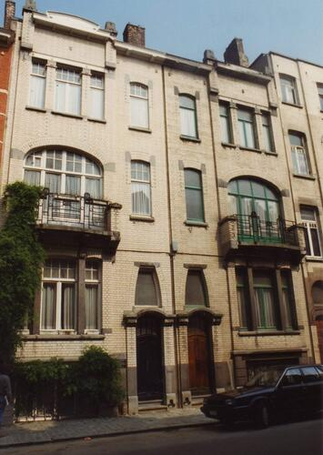 Koningsveldstraat 104 en 106, 1994