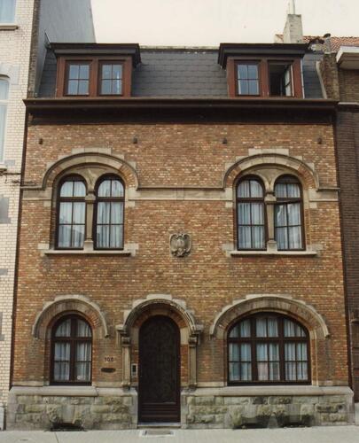 Rue Charles Degroux 108