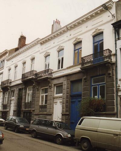 Rue du Clocher 25 à 31, s.d.