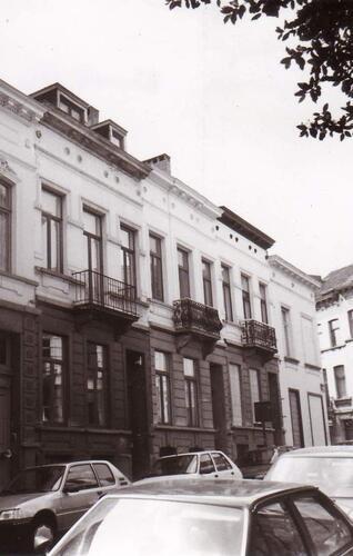 Rue du Clocher 42, 44, 46 et rue du Cornet 99-101, s.d.