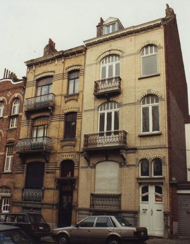 Rue de Gerlache 5 et 7 à gauche, 1994