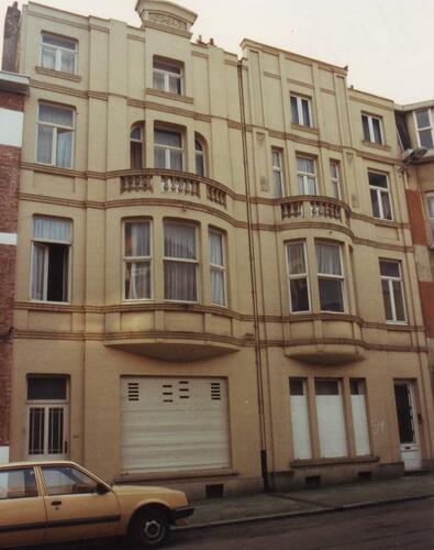 Rue de Gerlache 52 et 54, 1994