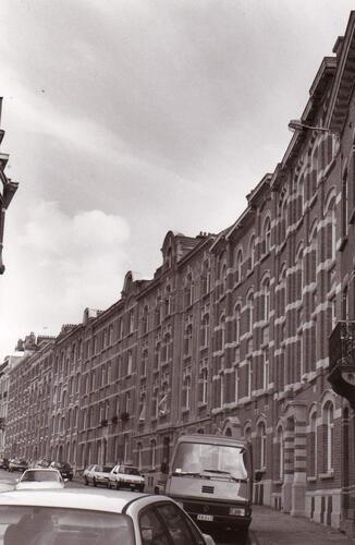 Rue de Haerne 213 à 225, 1993
