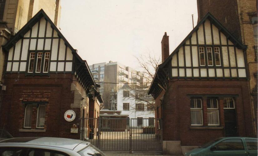 Rue d'Oultremont 17-19, 1994