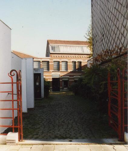 Avenue Edouard de Thibault 2. Ancienne Imprimerie