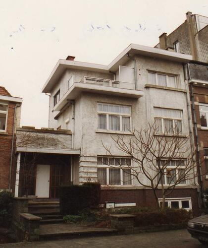 Avenue Edouard Lacomblé 23, 1993