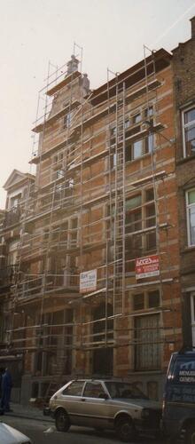 Rue Ernest Havaux 19, 1993