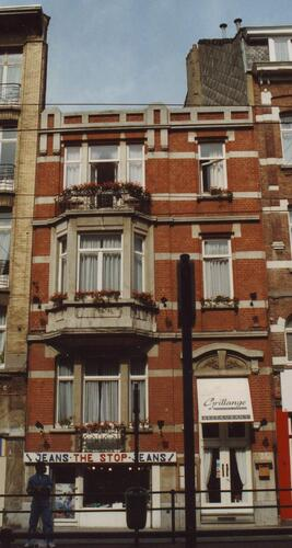 Avenue Eudore Pirmez 7, 1993