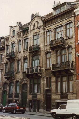 Avenue Eudore Pirmez 22 à 26, 1993
