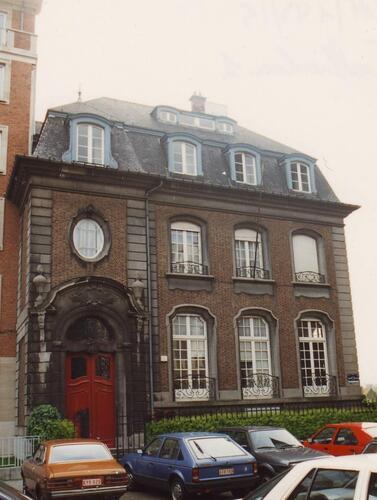 Avenue des Gaulois 1, 1994