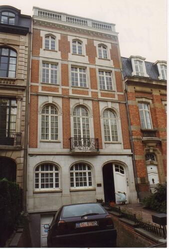 Avenue des Gaulois 10, 1994