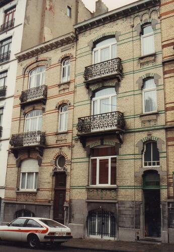 Generaal Capiaumontstraat 34 en 36, 1993