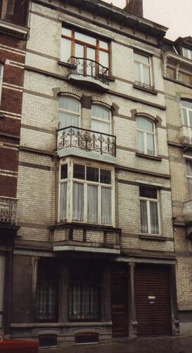 Rue Général Capiaumont 68-70, 1993