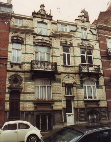 Rue Général Capiaumont 80 et 82, 1993