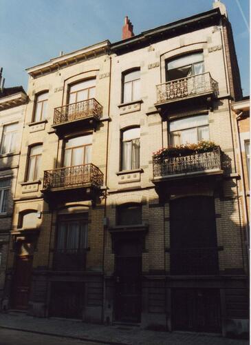 Rue du Grand Duc 73 et 75, 1993