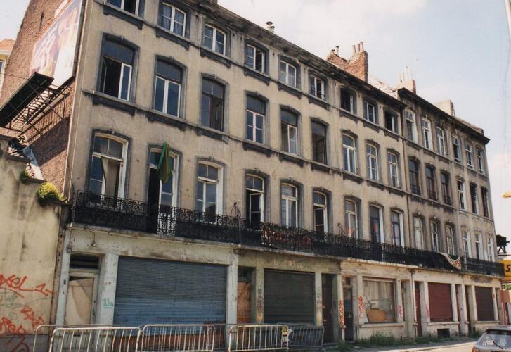 Rue Gray 71 à 83b, 1993