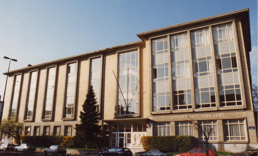 Avenue Hansen-Soulie 27, Athenée royal Jean Absil, anc. Lycée royal, 1994