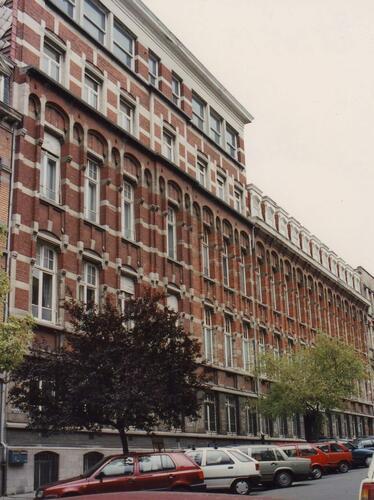 Avenue Jules Malou 52-60, anc. Institut médico-chirurgical St-Joseph, 1993