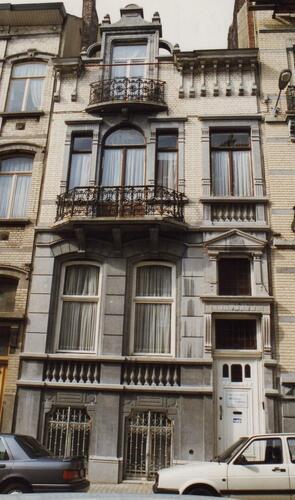 Rue Léon de Lantsheere 8, 1994