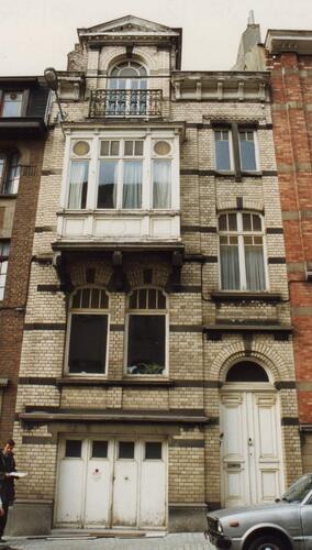 Rue Léon de Lantsheere 30, 1994