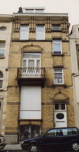 Rue Léon de Lantsheere 38, 1994