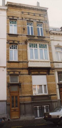 Rue Louis Hap 95, 1993