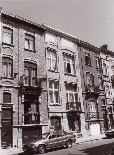 Rue Louis Hap 148 et 152, 1993