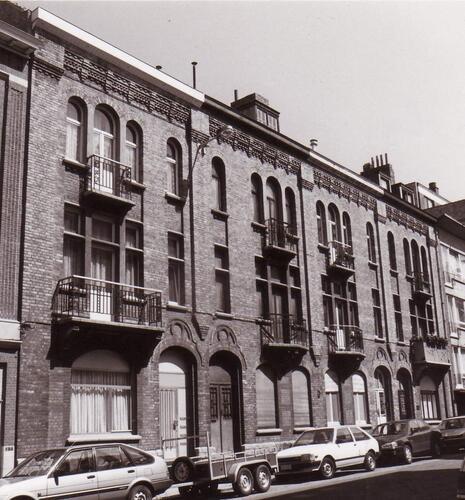 Rue Louis Hap 188 à 194, 1993