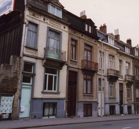 Avenue du Maelbeek 39 à 45, 1993