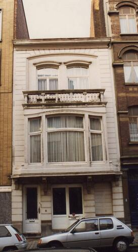 Rue des Ménapiens 6, 1993