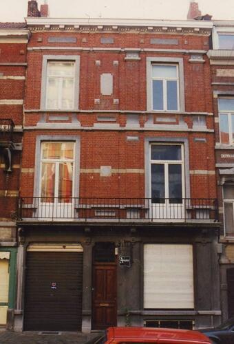 Rue des Ménapiens 17-19, 1993