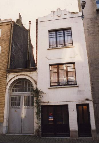 Rue des Morins 3, 1993