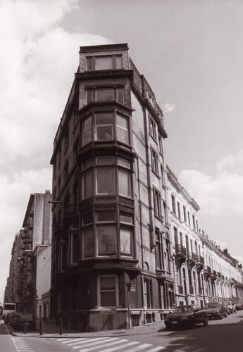 Avenue des Nerviens 41 à l'angle de la rue Dekens, 1994