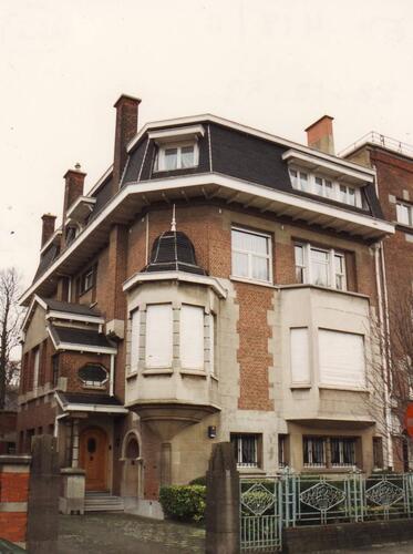 Avenue Nestor Plissart 4, 1993