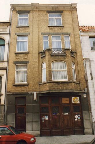 Rue de l'Orient 61, 1993