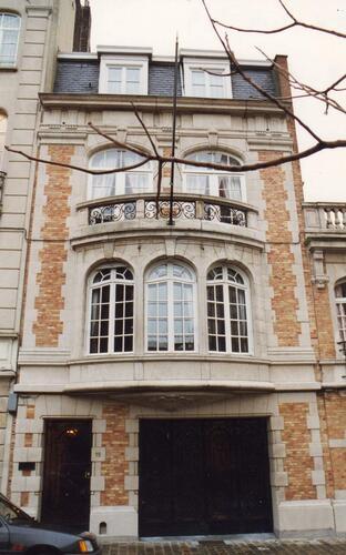 Rue Père de Deken 15, 1993