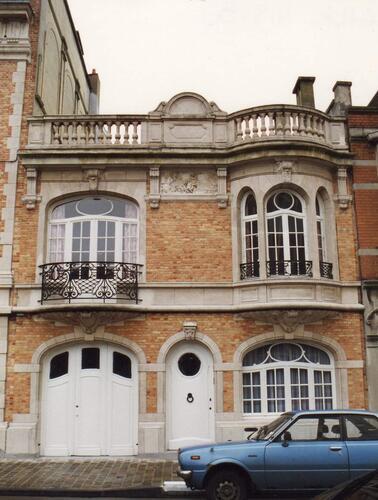 Rue Père de Deken 16, 1993