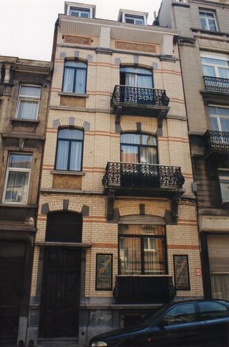Rue Philippe Baucq 134, 1993